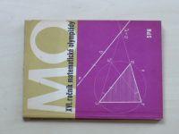 XVI.ročník matematické olympiády - zpráva o řešení úloh ze soutěže ... 1966-1967 (1968)