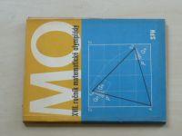XVII. ročník matematické olympiády - zpráva o řešení úloh ze soutěže ... 1967-1968 (1969)