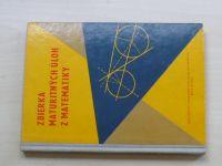 Zbierka maturitných úloh z matematiky (1967) slovensky