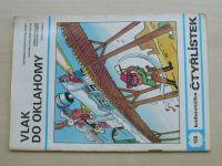 Čtyřlístek 158 (1988) ročník XX.