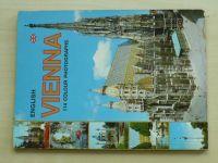 English Vienna - 114 colour photographs (nedatováno) anglicky