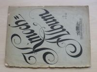 Kmoch - Album I.-II. (nedatováno) 2 knihy