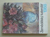 Zemědělský kalendář 1988
