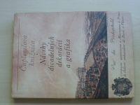 Čaplovičova knižnica - Návrhy divadelných dekorácií a grafika (1989)