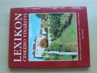 Doležal - Lexikon českého vinařství (1999) Historie a součastnost pěstování vína v českých zemích