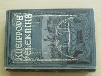 Kneipp - Velekniha Kneippova - Lidové pojednání pro lidi zdravé a nemocné (1905)