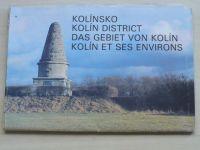 Kolínsko, Kolín District, das gebiet von Kolín, Kolín et ses environs