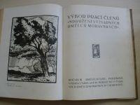 Umělecký list 1921 - Sdružení výtvarných umělců moravských, Joža Úprka