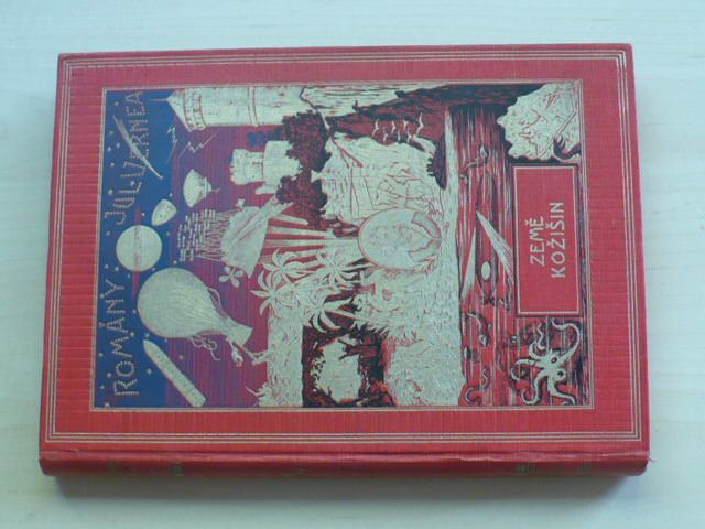 Vilímek - Země kožišin (Vilímek 1927)