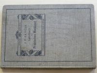 Zajiček - Lehrbuch der Praktischen Messkunst (1901)