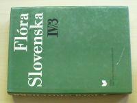 Flóra Slovenska IV/3 (1992)