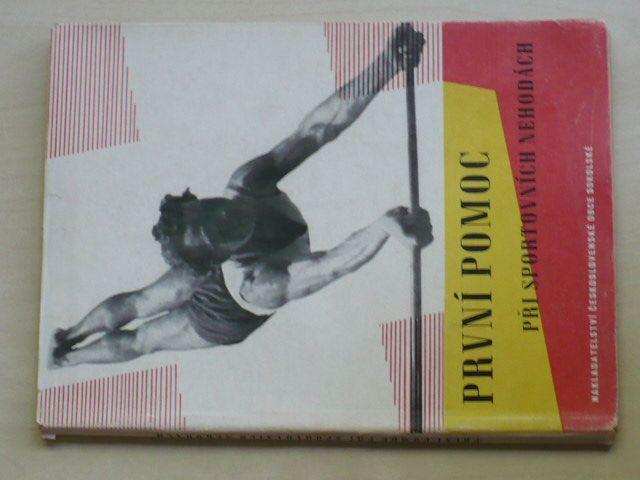 První pomoc při sportovních nehodách (1951)
