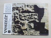Vesmír 11 (1984) ročník LXIII.