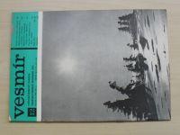 Vesmír 12 (1976) ročník LV.