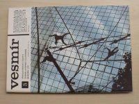 Vesmír 3 (1991) ročník LXX.