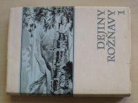Dejiny Rožňavy 1-2 (1978) 2 knihy (slovensky)