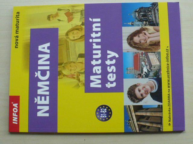 Němčina - Maturitní testy (2007)