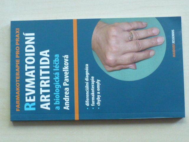 Pavelková - Revmatoidní artritida a biologická léčba (2009)