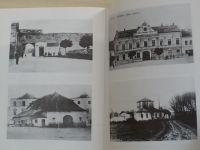 Pinkava - Letopisy města Jevíčka - Jevičko v letech 1848-1918 (1993)