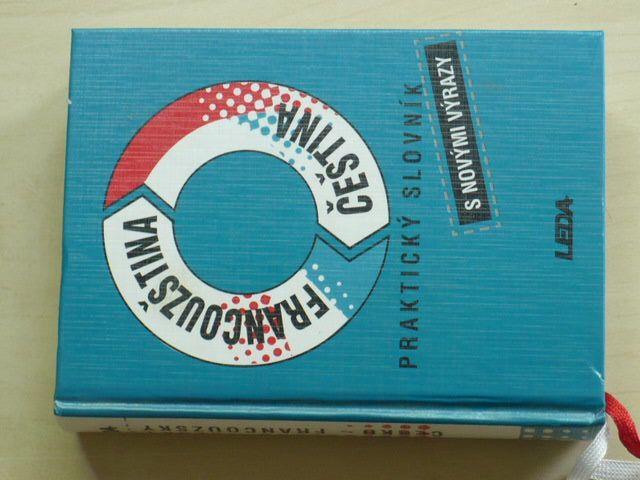 Rejtharová - Francouzko - český, česko - francouzský praktický slovník s novými výrazy (1998)