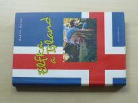 Martin Dufek - Elfka a Island (2010) podpis autora
