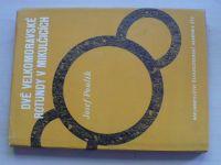 Poulík - Dvě velkomoravské rotundy v Mikulčicích (1963)