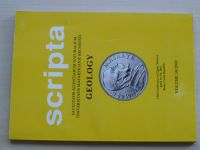 Scripta Fac. Sci. Nat. Univ. Masaryk. Brun., Vol.30 (2000) Geology 2001 (2001) anglicky