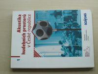 Akustika hudebních prostorů v České republice/ Acoustics od Music Spaces in the Czech Republic(2008)