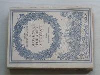 Dílo Boženy Němcové X. - Slovenské pohádky a pověsti II. (1929)