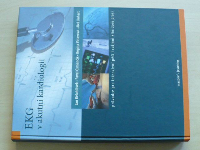 EKG v akutní kardiologii (2012)