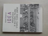 Erwin Panofsky - IDEA - Příspěvek k historii pojmu starší teorie umění  (2014)