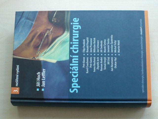 Hoch, Leffler - Speciální chirurgie (2011)