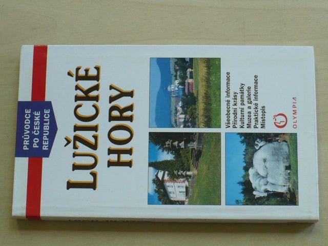 Holeček - Průvodce po České republice - Lužické hory (2004)