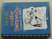 Kinney - Deník malého poseroutky - Rodrick je king (2009)