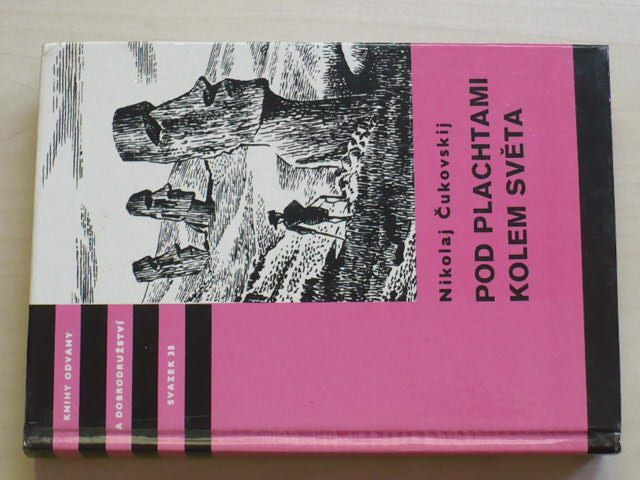 KOD 35 - Čukovskij - Pod plachtami kolem světa (1985)
