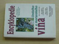Kraus, Kuttelvašer, Vurm - Encyklopedie českého a moravského vína (1997)