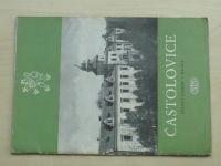 Lejsková-Matyášová - Častolovice státní zámek a okolí (1954)