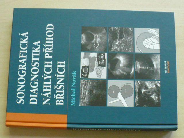 Novák - Sonografická diagnostika náhlých příhod břišních (2004)