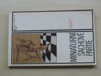 Alster - Miniaturní šachové partie (1978)