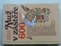 Gregor - Muž v zástěře - 600 receptů, il. Born (1983)