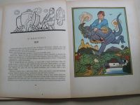Národní pohádky Boženy Němcové (Vesmír 1926) upr.J.Š.Kubín, vyzdobil Josef Lada