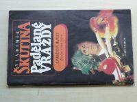 Škutina - Padělané vraždy - Zavražděný Hamlet - Zločin s mozkem (1991)