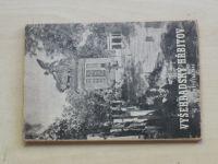 Fojtů - Vyšehradský hřbitov - stručný průvodce (Krystal Olomouc 1945)