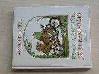 Lobel - Kvak a Žbluňk jsou kamarádi (1985)