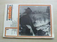 Melodie 1-12 (1978) ročník XVI.