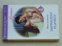 Romance, č.492: Lyonsová - Napravený playboy (2002)