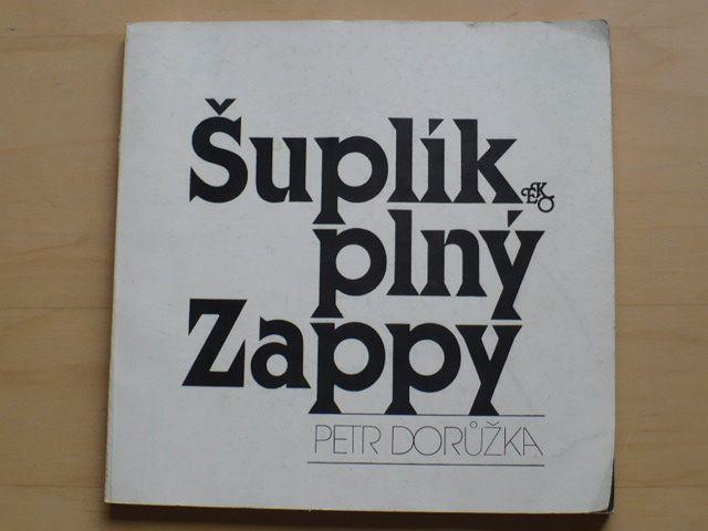 Dorůžka - Šuplík plný Zappy (1984)
