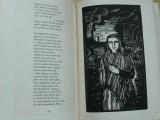 Petr Bezruč - Verše starého ještěra (1957) dřevoryty Salichová