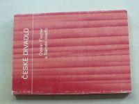 České divadlo - Otokar Fischer a Národní divadlo (1983)