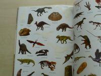 Dixon - Dinosaurus - Sticker encyclopedia (2009) anglicky